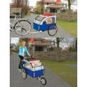 Transportin para acoplar en bicicleta