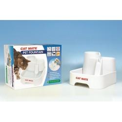 Fuente para perros y gatos