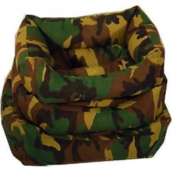 CUNA RECTANGULAR CAMUFLAJE DISPONIBLE 4 TAMAÑOS