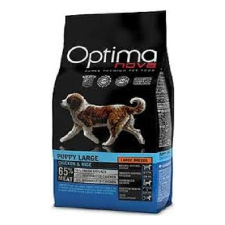OPTIMA NOVA PUPPY LARGE CHIKEN &RICE