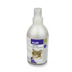 ANTIPARASITARIO GATOS BIOZOO 300ML