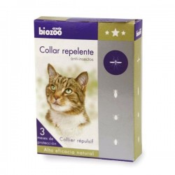 COLLAR ANTIPARASITARIO GATO BIOZOO 300ML