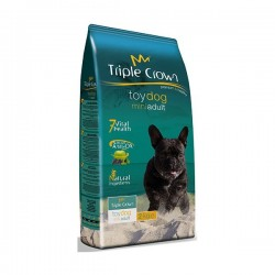 Pienso Triple Crown Toy Dog 2kg Perros adultos MINI
