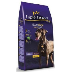 TRIPLE CROWN TITAN MAXI JUNIOR PERROS RAZA GRANDE 15KG