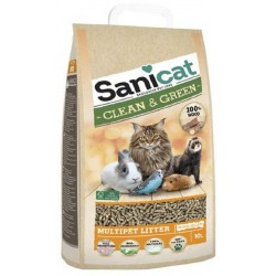 SANICAT CLEAN&GREEN 10L