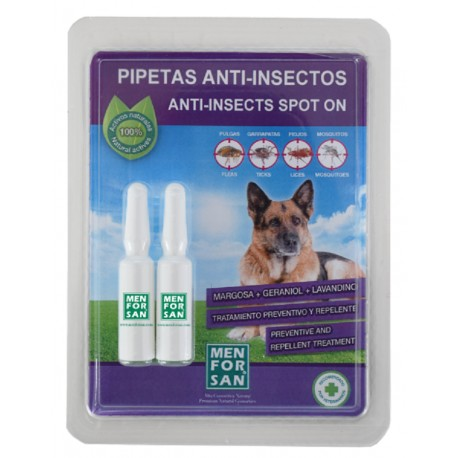 MENFORSAN PIPETAS ANTIPARASITOS