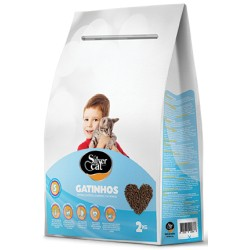 SILVER CAT GATITOS CACHORROS 2KG