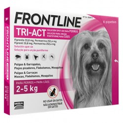 FRONTLINE TRI-ACT PIPETAS